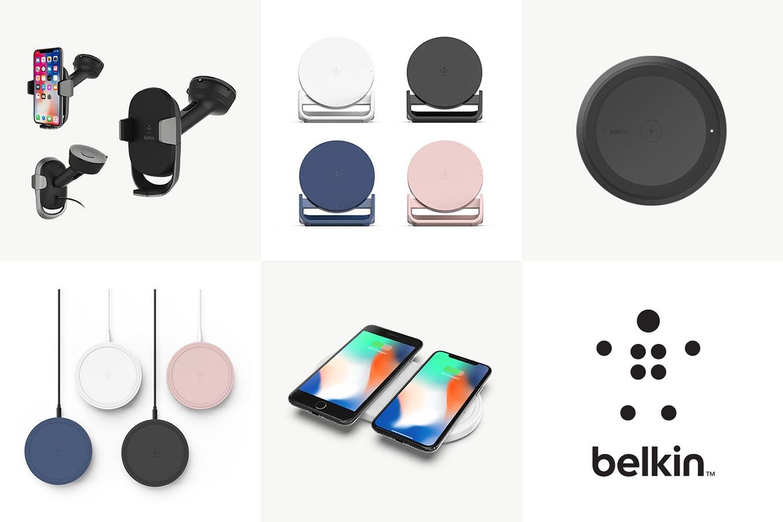 Belkin、新型ワイヤレス充電器シリーズやUSB-Cモバイルバッテリーなど2018年に発売の製品を発表