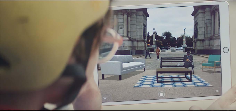 Apple、「iPad Pro」の新しいTVCM「Take notes」と「Augment Reality」を公開