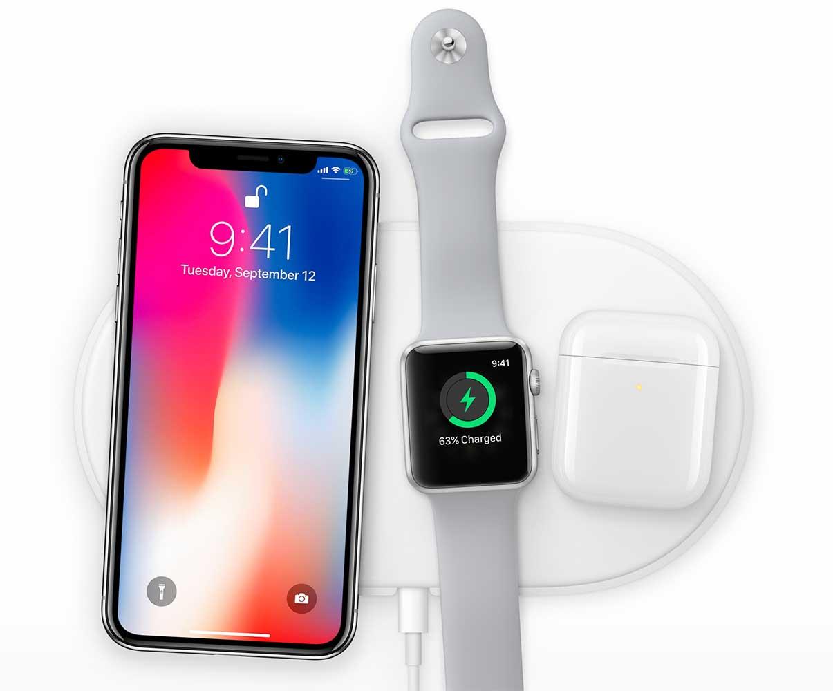 Apple、「AirPower」を3月にも発売か!? Apple Watch充電のため特殊な構造を採用?