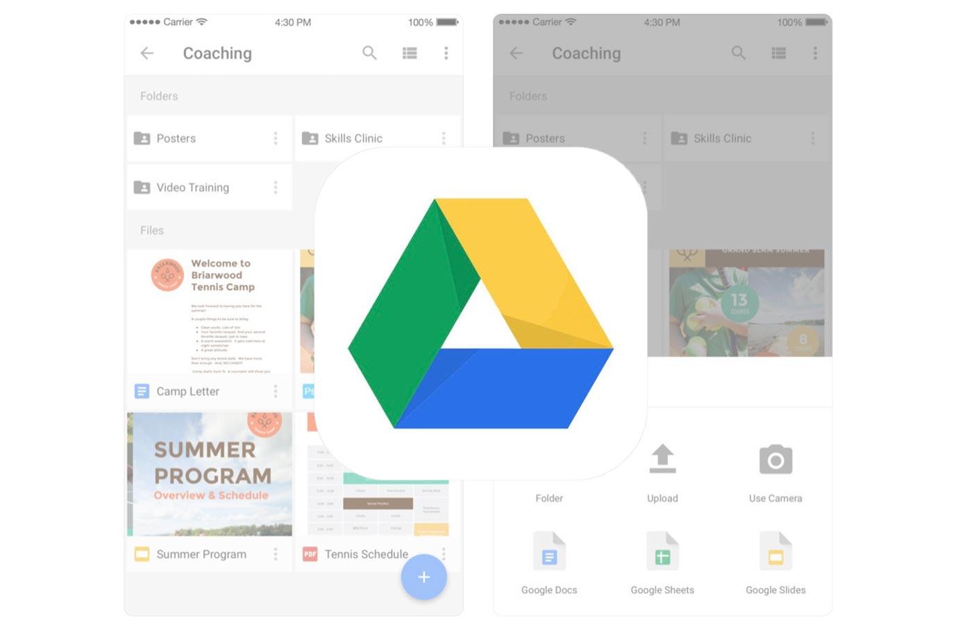 iOSアプリ「Google ドライブ」がアップデート、iPhone Xでの操作性が大幅に向上するように改善