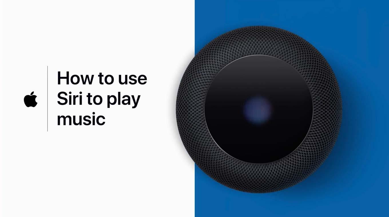 Apple、「HomePod」のチュートリアルビデオを3本公開