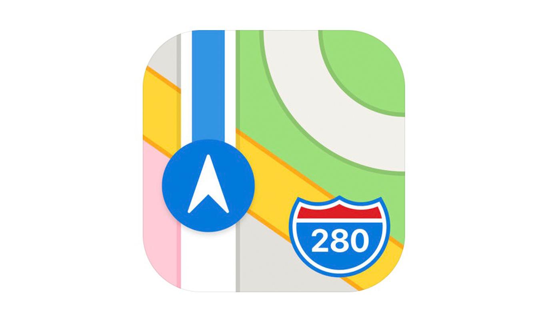 iOSの純正「マップ」アプリで電気自動車の充電スタンドが検索可能に