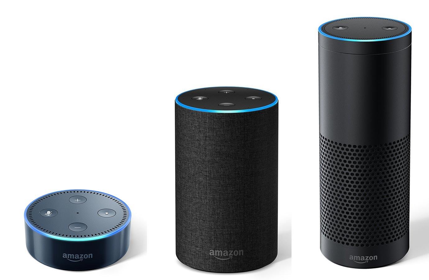 Amazon、「Amazon Echo」シリーズの一般販売を開始 ー 「Echo Dot」は期間限定で1,500円オフ