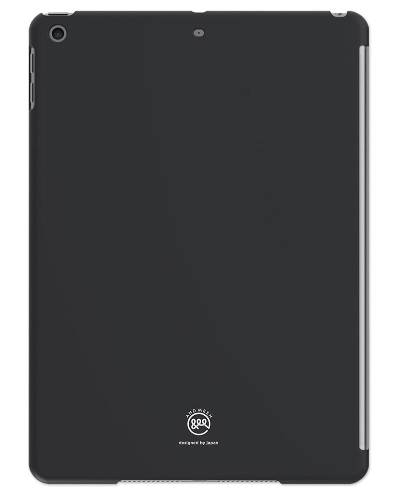 AndMesh、9.7インチ「iPad(第6世代)」対応背面ケース「AndMesh Basic Case チャコールグレー」を980円で販売中