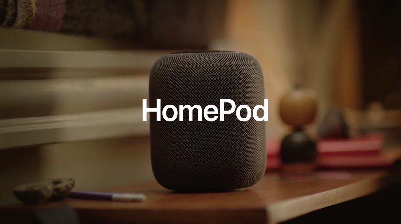 Apple、Spike Jonze監督による「HomePod」のプロモーションビデオを公開