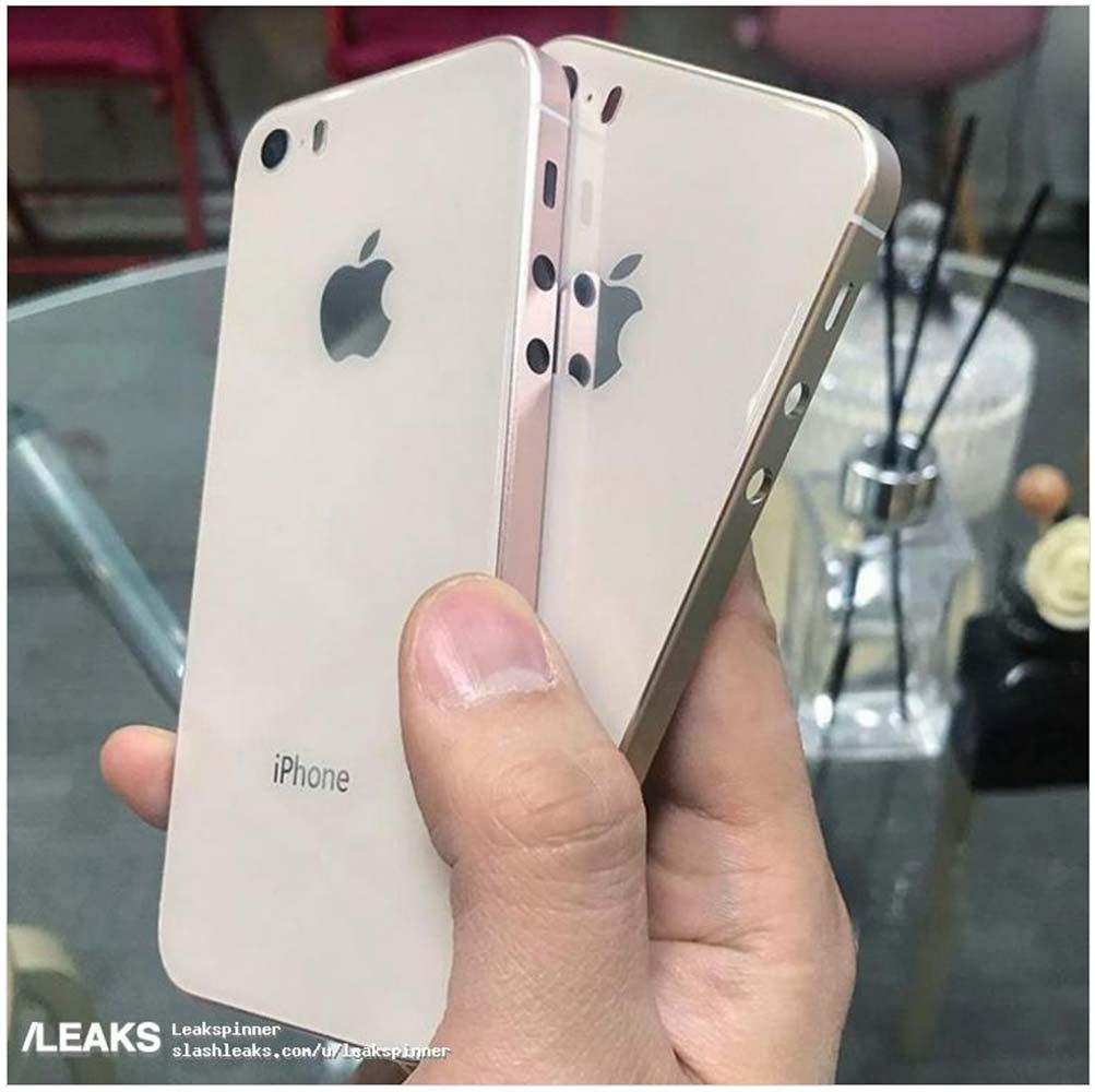 「iPhone SE 2」は背面にガラスを採用!? CADレンダリング画像もリークか?