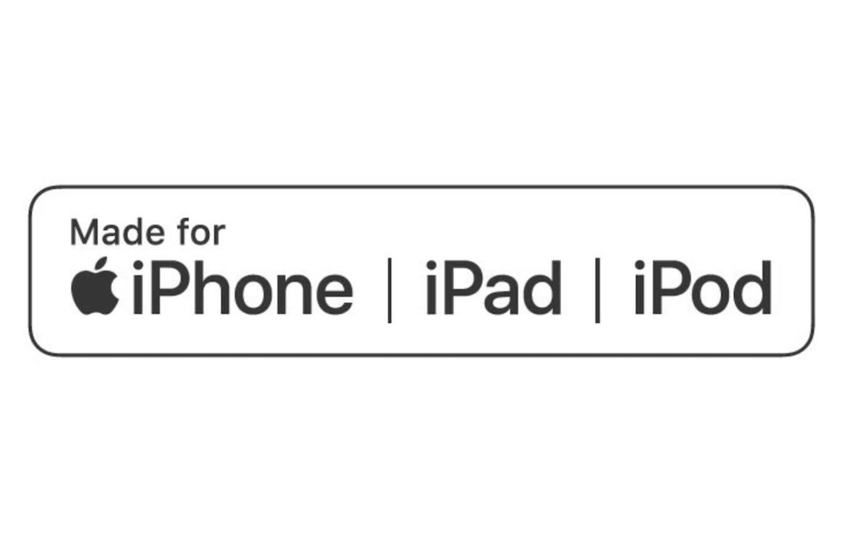 Apple、「Made for iPhone / iPad / iPod(MFi)」ライセンスプログラムのロゴデザインを変更