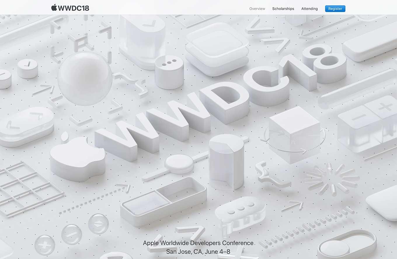 Apple、メディアに対して「WWDC 2018」の基調講演の招待状を送付 ― 日本時間6月5日午前2時から