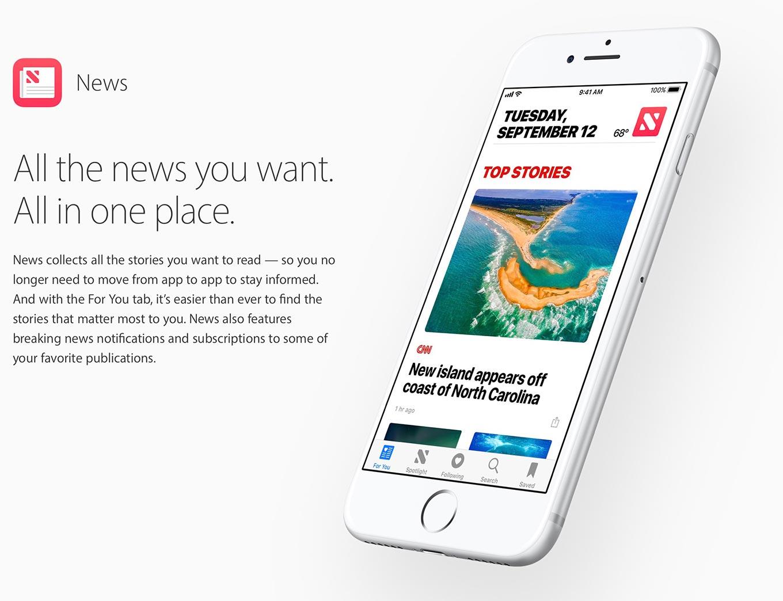 Applenewsapp