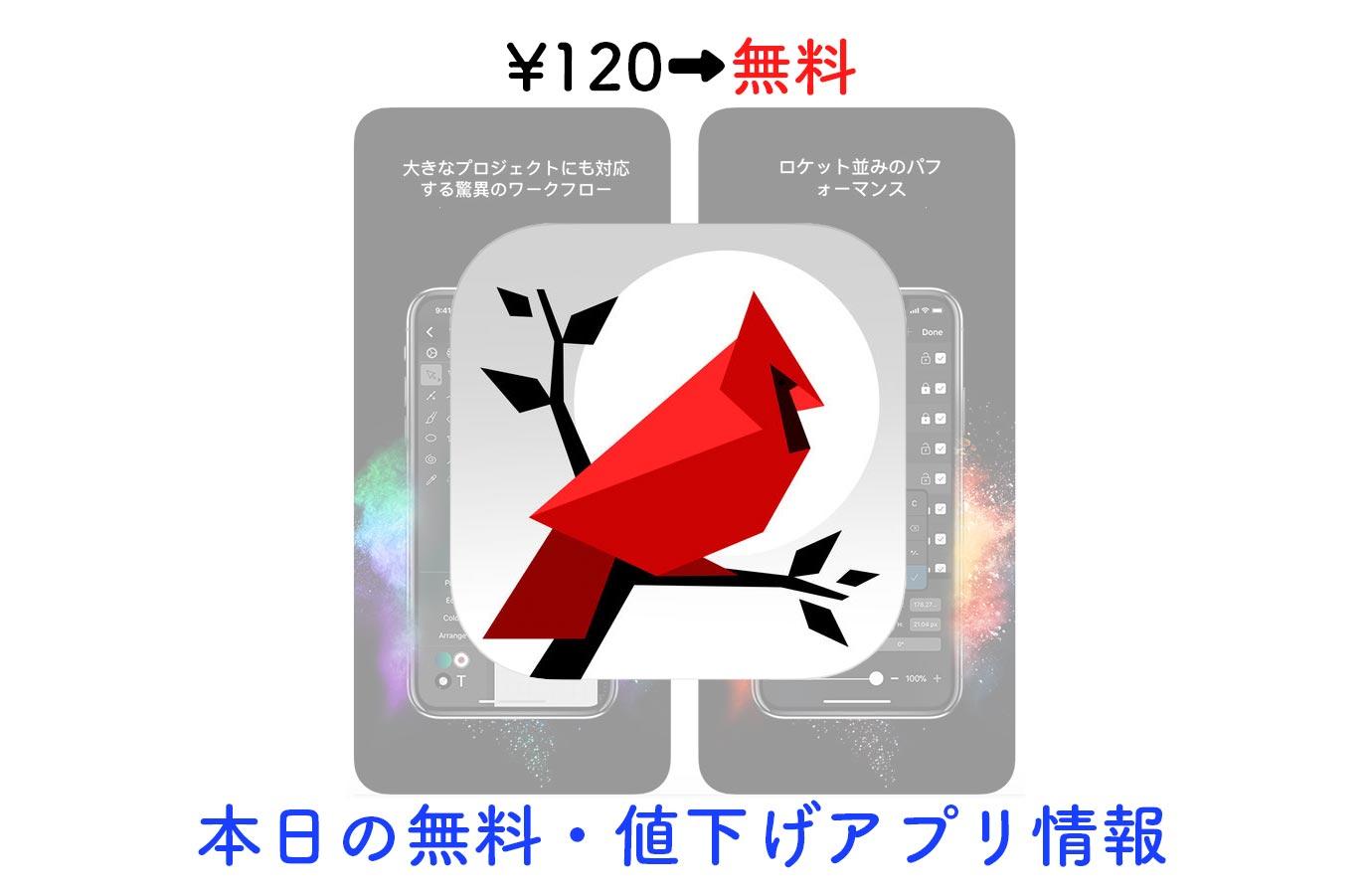 ¥120→無料、動物の形をつくるパズル「Cardinal Land」など【4/2】セールアプリ情報