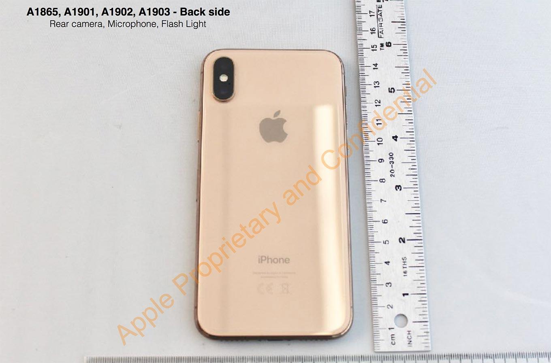 FCCに「iPhone X」のゴールドモデルが申請されていたことが明らかに