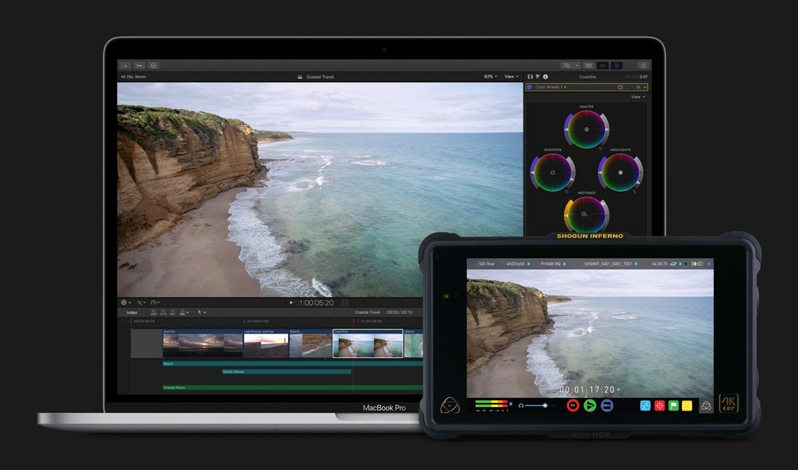 Apple、パフォーマンスや安定性が向上したMac向けアプリ「Final Cut Pro 10.4.5」リリース