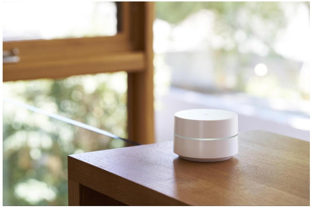 Google、メッシュWi-Fi技術を搭載した無線ルーター「Google Wifi」を日本でも発売へ