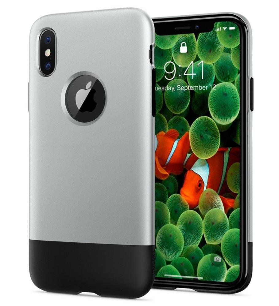 Spigen、「iPhone X」を初代iPhone風にするケース「Classic One」の予約受付開始