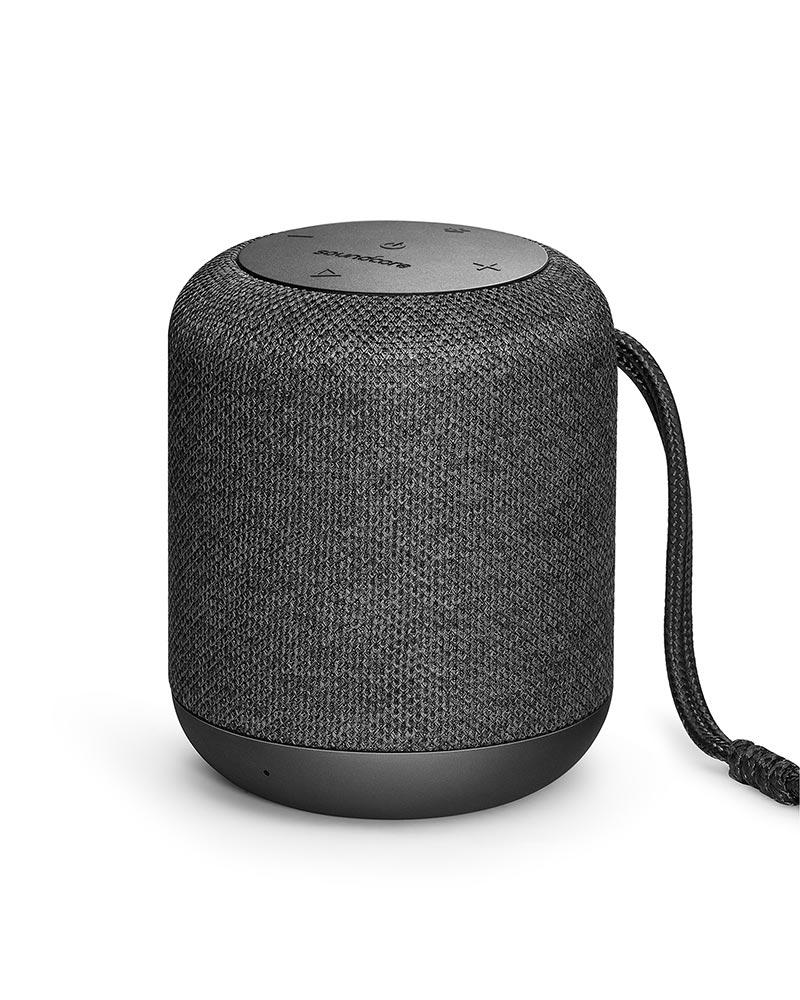 Anker、SoundcoreブランドからIPX7規格の防水360度Bluetoothスピーカー「Soundcore Motion Q」を販売開始