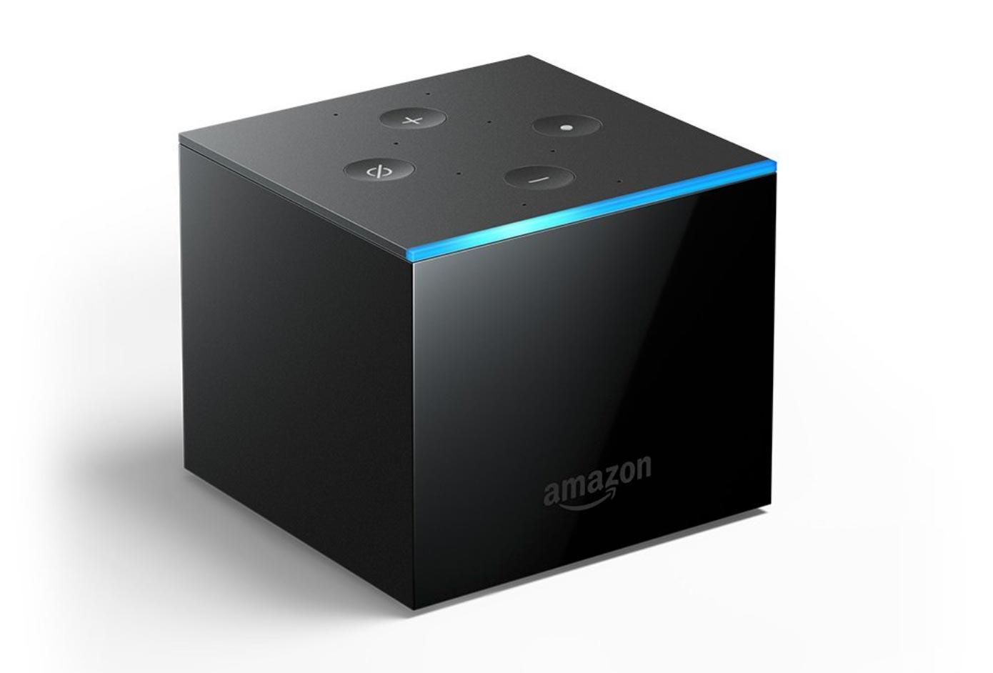 米Amazon、「Amazon Fire TV Cube」を発表 ー Alexa搭載ハンズフリーストリーミングメディアプレーヤー