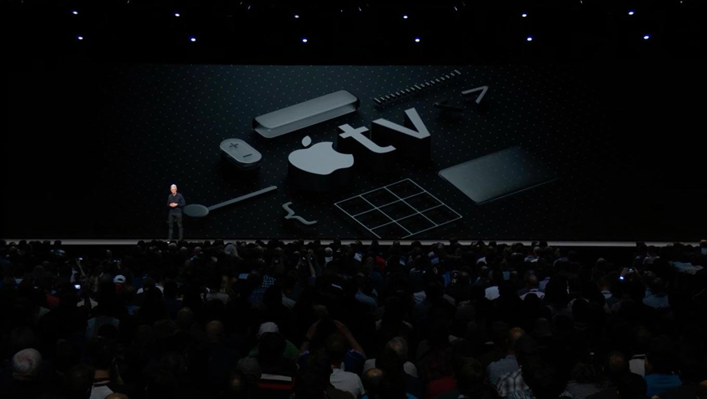 Apple、Apple TV向けに「tvOS 12」を発表