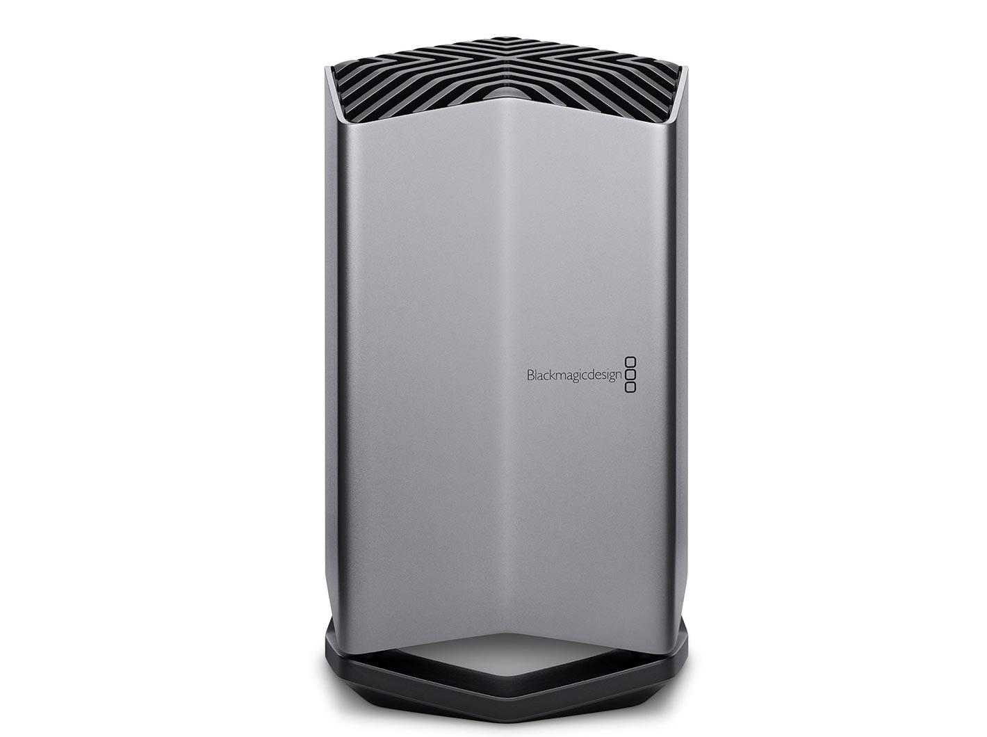 Apple公式サイト、Radeon Pro 580グラフィックプロセッサを搭載した「Blackmagic eGPU」の販売を開始