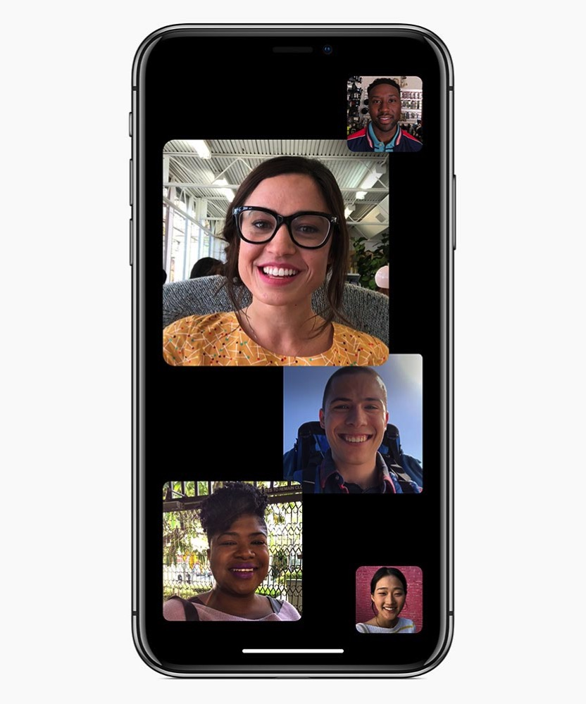 「iOS 12」「macOS Mojave」リリース時には「Group FaceTime」機能は間に合わない見込み