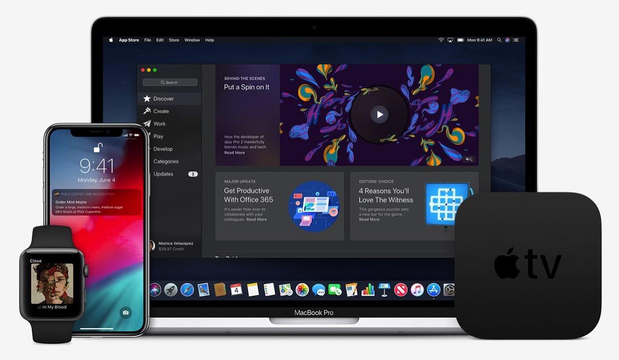 Apple、デベロッパー向けに「iOS 12.1 beta 4」「watchOS 5.1 beta 4」などをリリース