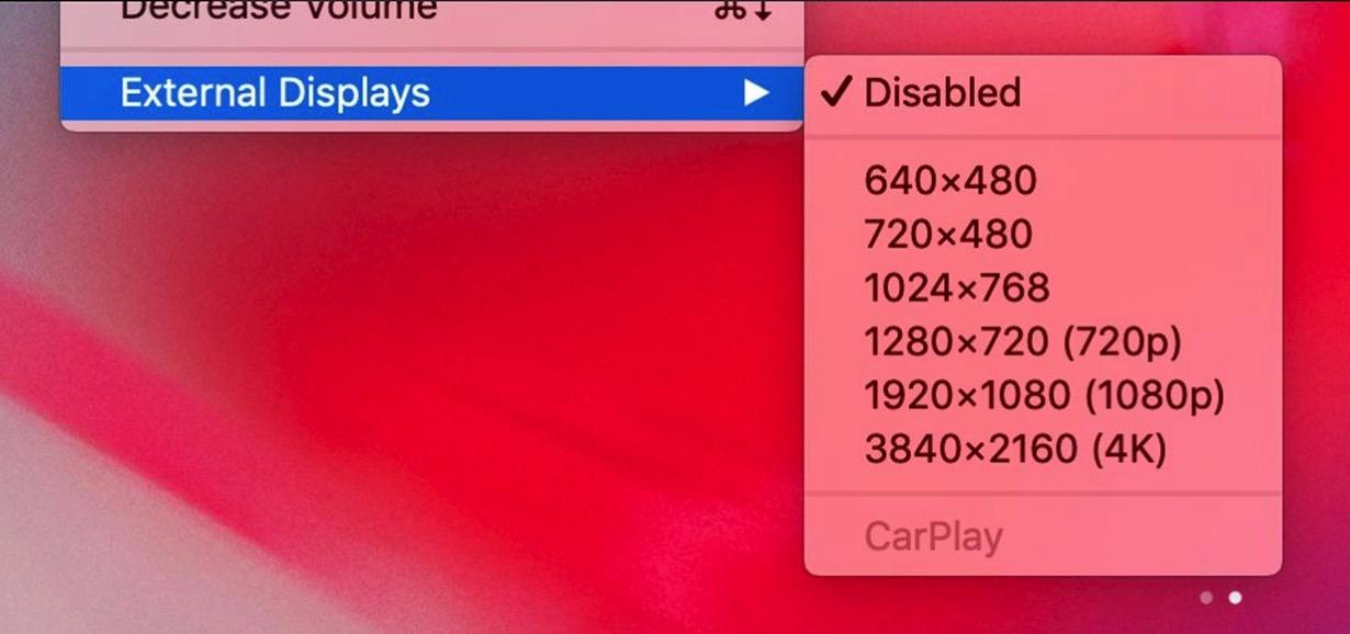 「Xcode 10.1 beta」で4K出力をサポートする記述がみつかる