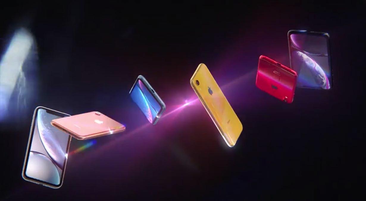 Apple、6色のカラーラインナップを揃えた「iPhone XR」を発表 ー 10月19日予約開始、10月26日発売