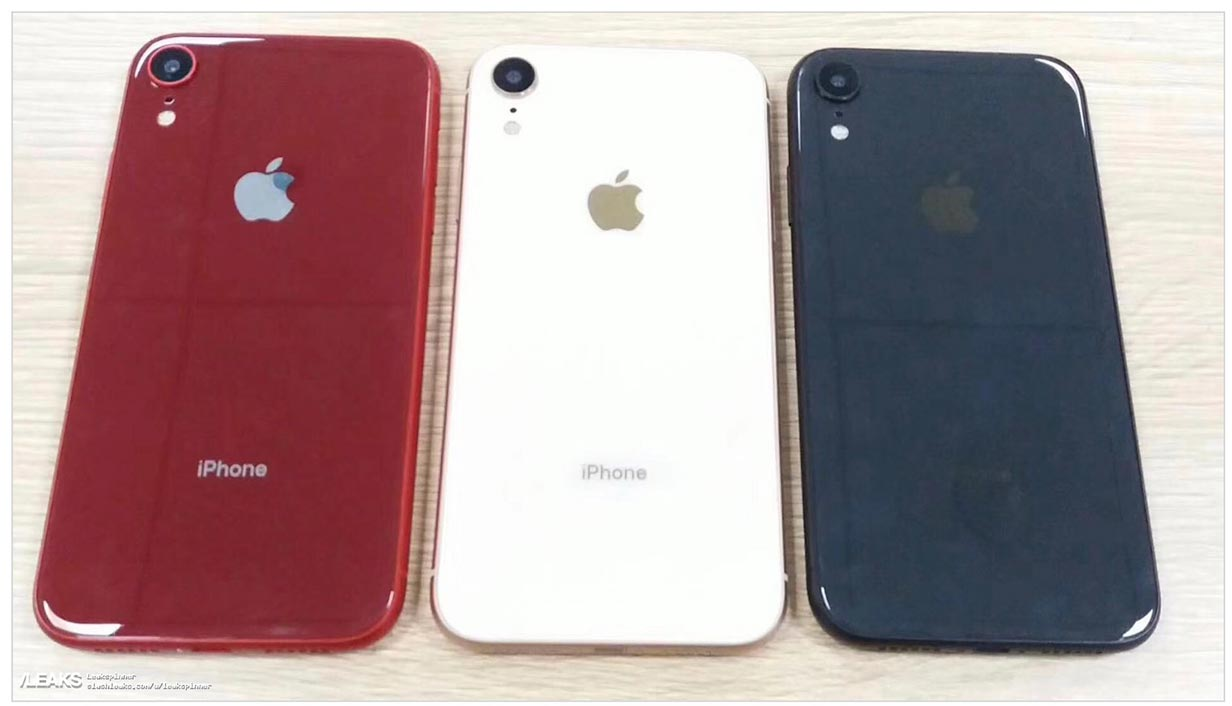 Leakiphone61color