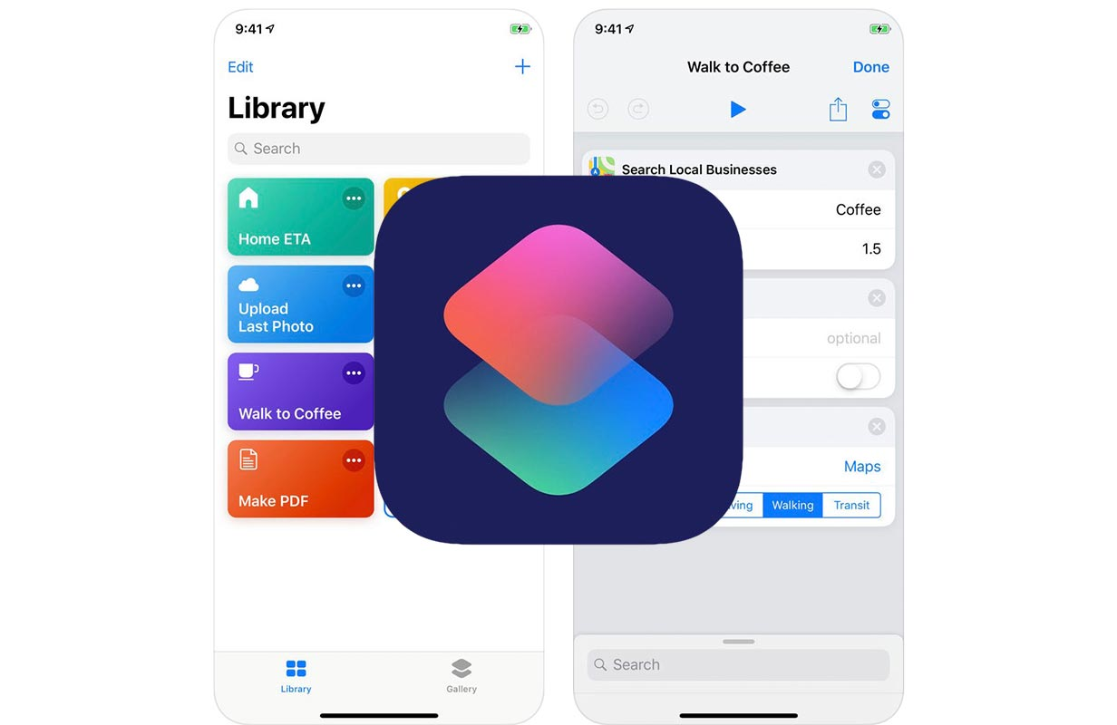 Apple、バグ修正および改善をしたiOS向けアプリ「ショートカット 2.1.2」リリース