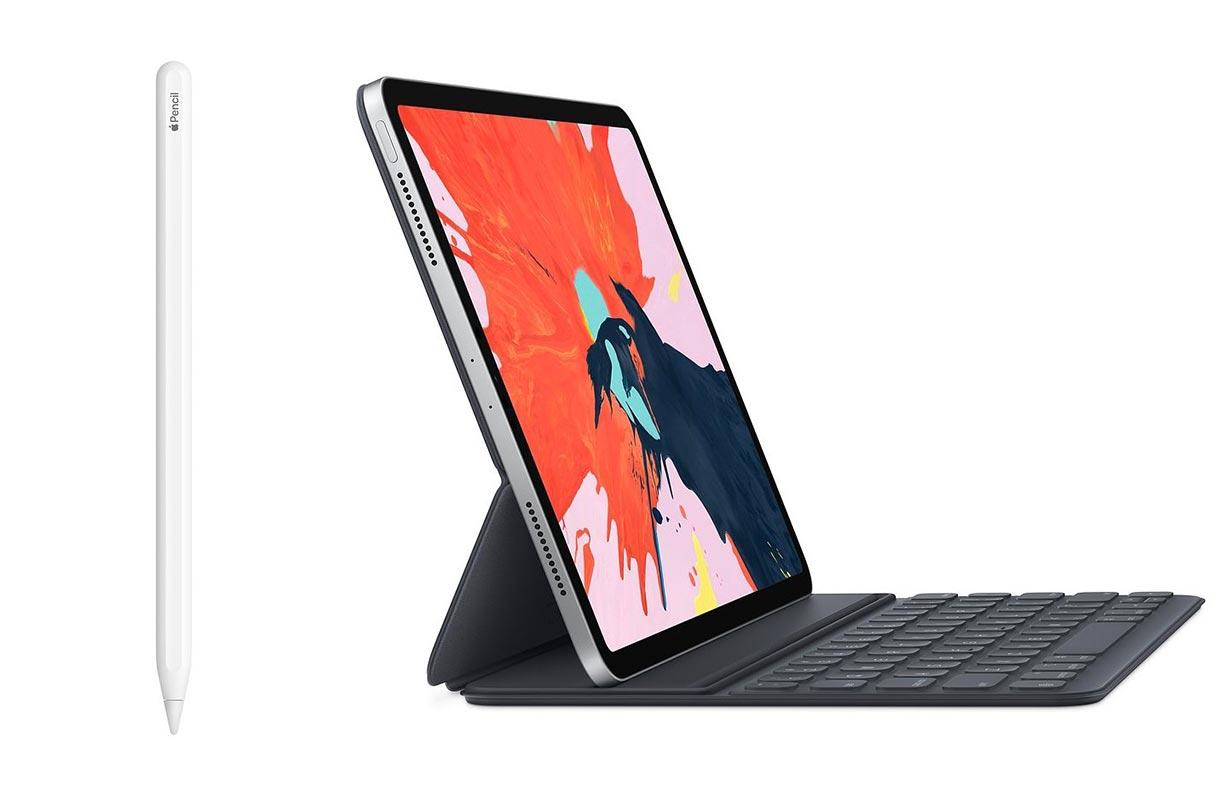 Apple、「Apple Pencil(第2世代)」や「Smart Keyboard Folio」の注文受付、「USB-CーSDカードリーダー」などのアクセサリも販売を開始