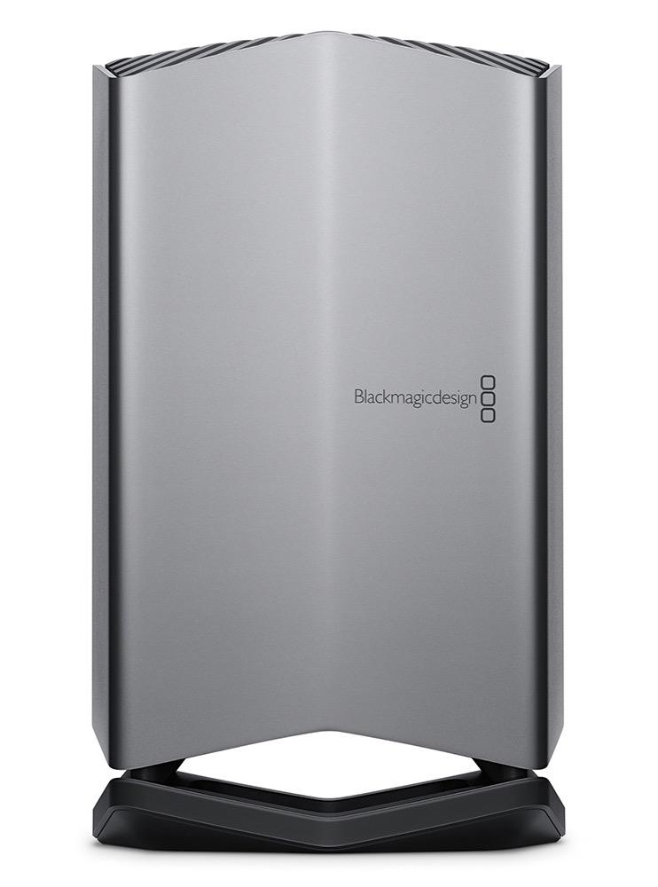 Blackmagic、「Pro Display XDR」に対応したBlackmagic eGPUの最新ファームウェアをリリース