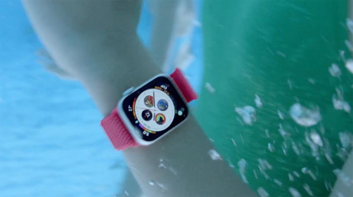 Apple Japan、Apple Watch Series 4のCM「ホーキーポーキー」を公開