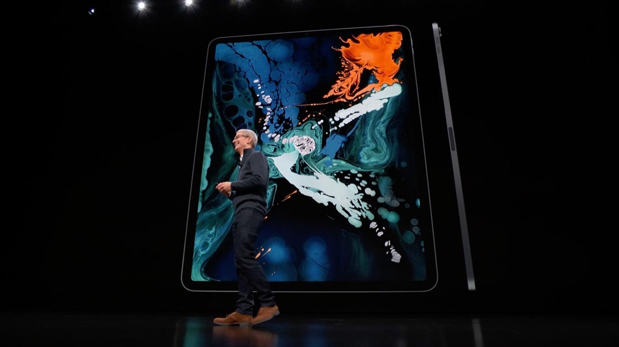 Apple、Face IDやUSB-Cを搭載した新型「iPad Pro」を発表