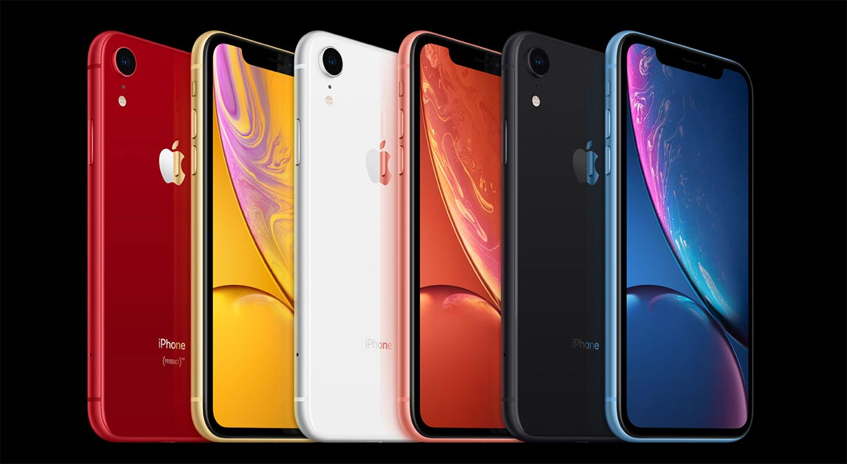 Apple、ドコモ、ソフトバンク、au、「iPhone XR」の予約受付を開始