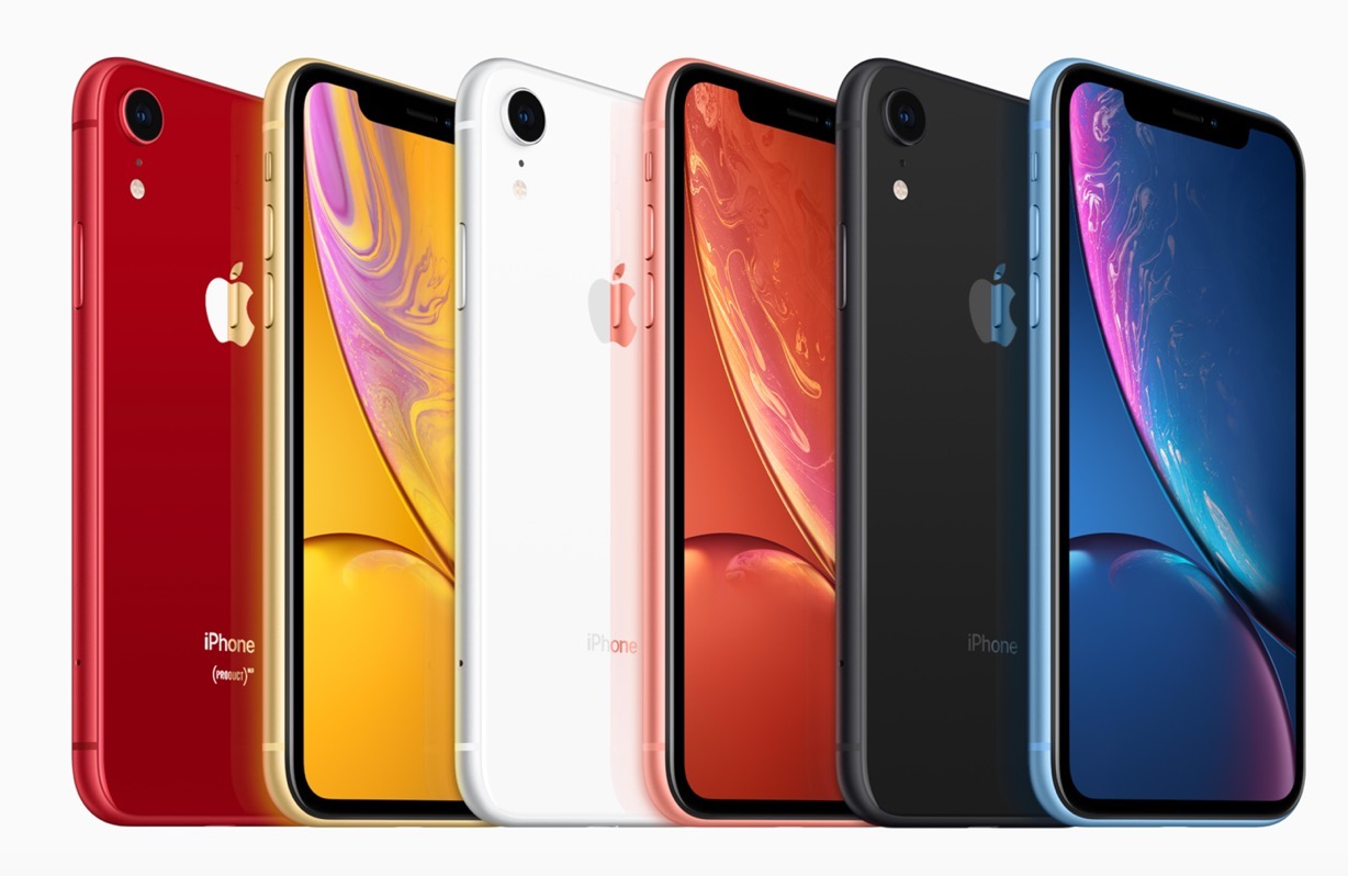 Apple、「iPhone XR」「iPhone 8」を値下げ ー 「iPhone XS」と「iPhone 7」は販売終了