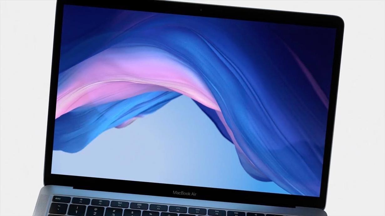 Apple、13.3インチRetinaディスプレイを搭載した新型「MacBook Air」を発表