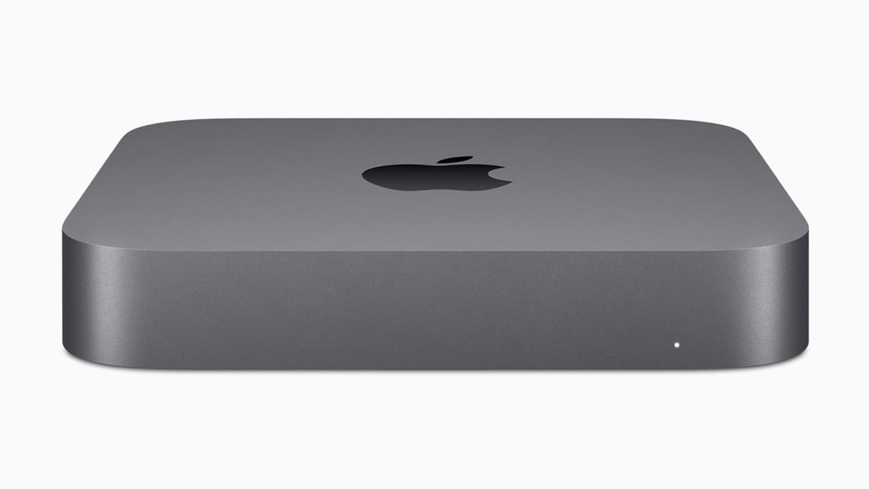 Apple、標準構成のストレージを2倍にアップグレードした「Mac mini(2020)」を発表