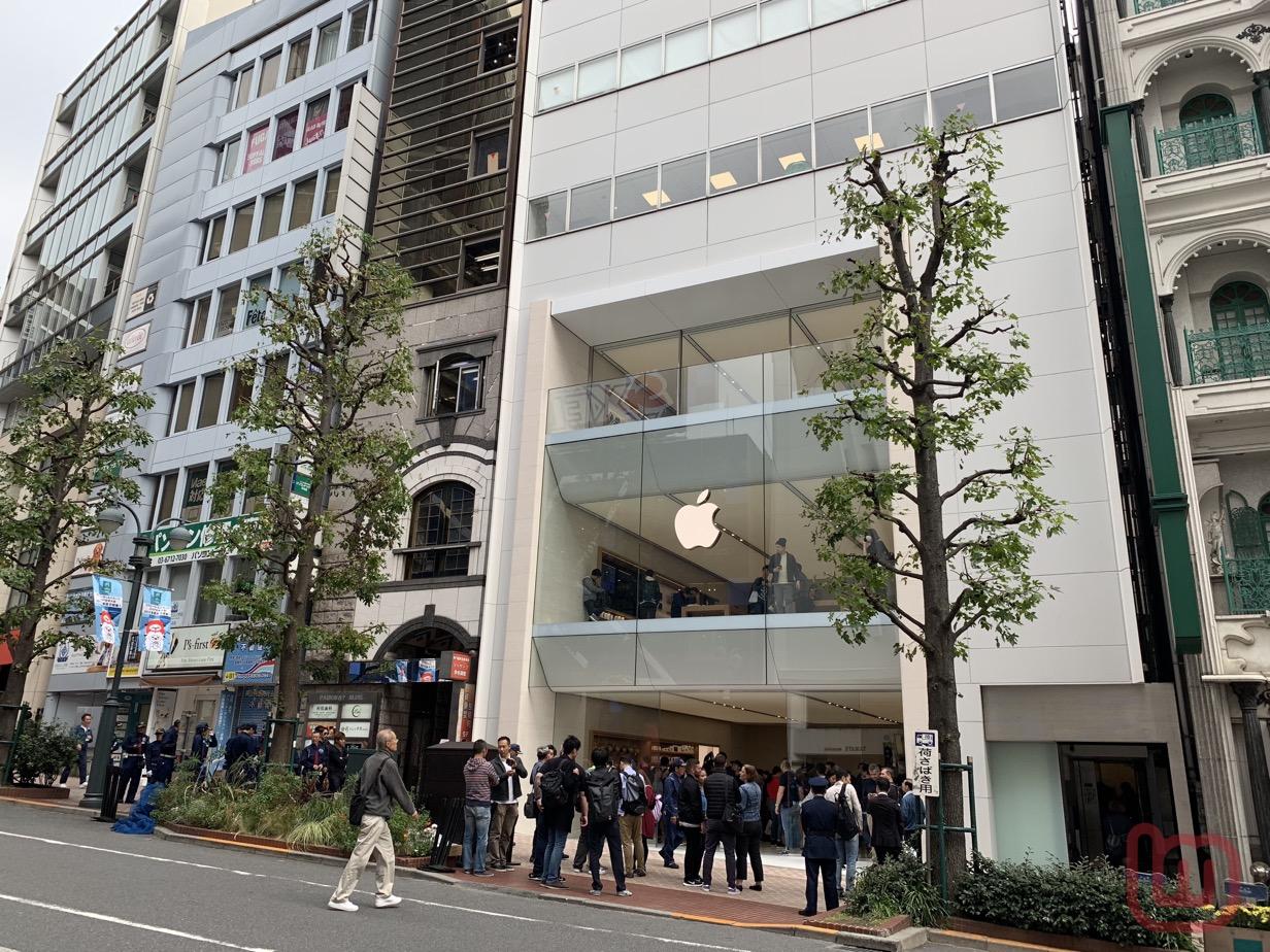 Apple 渋谷リニューアルオープン-01
