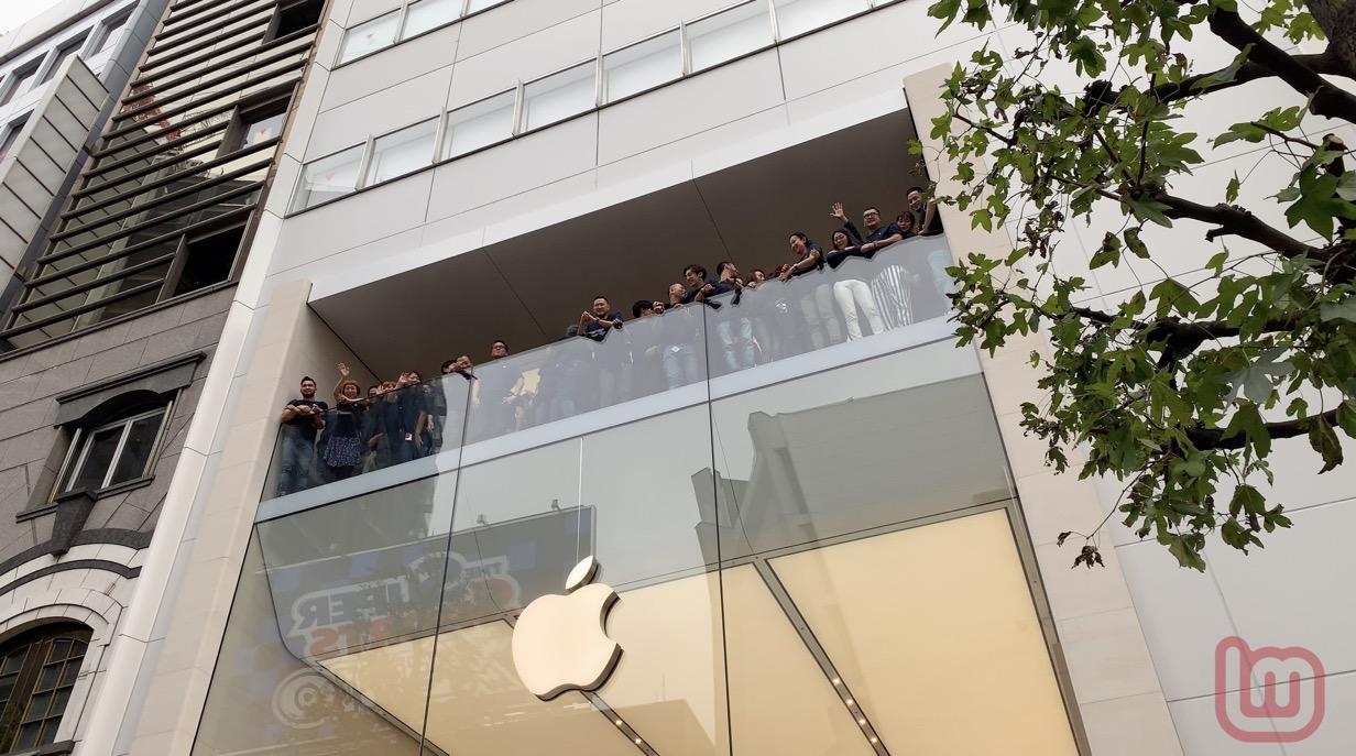 Apple 渋谷リニューアルオープン-03