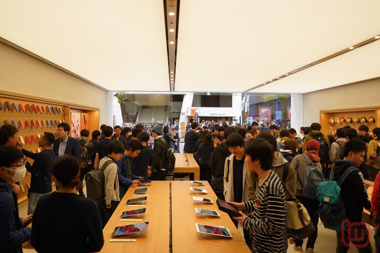 Apple 渋谷リニューアルオープン-04