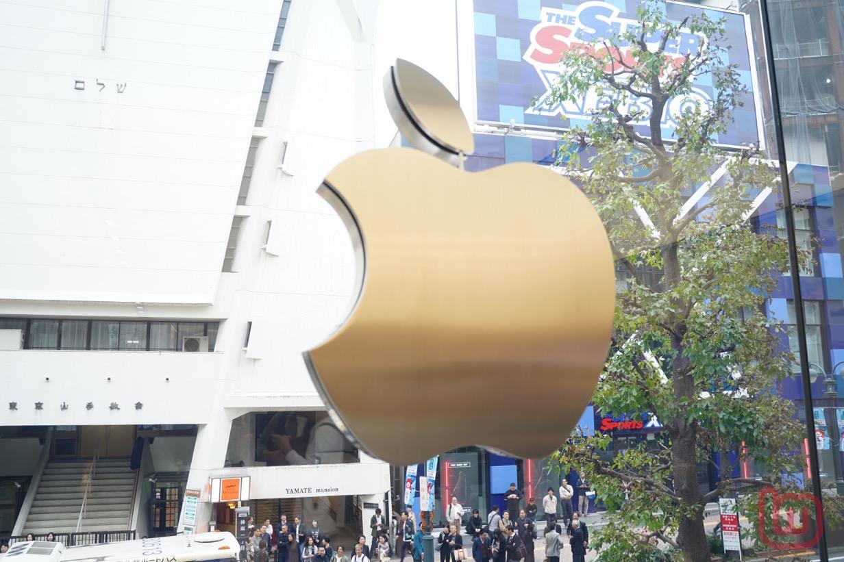 Apple 渋谷リニューアルオープン-06