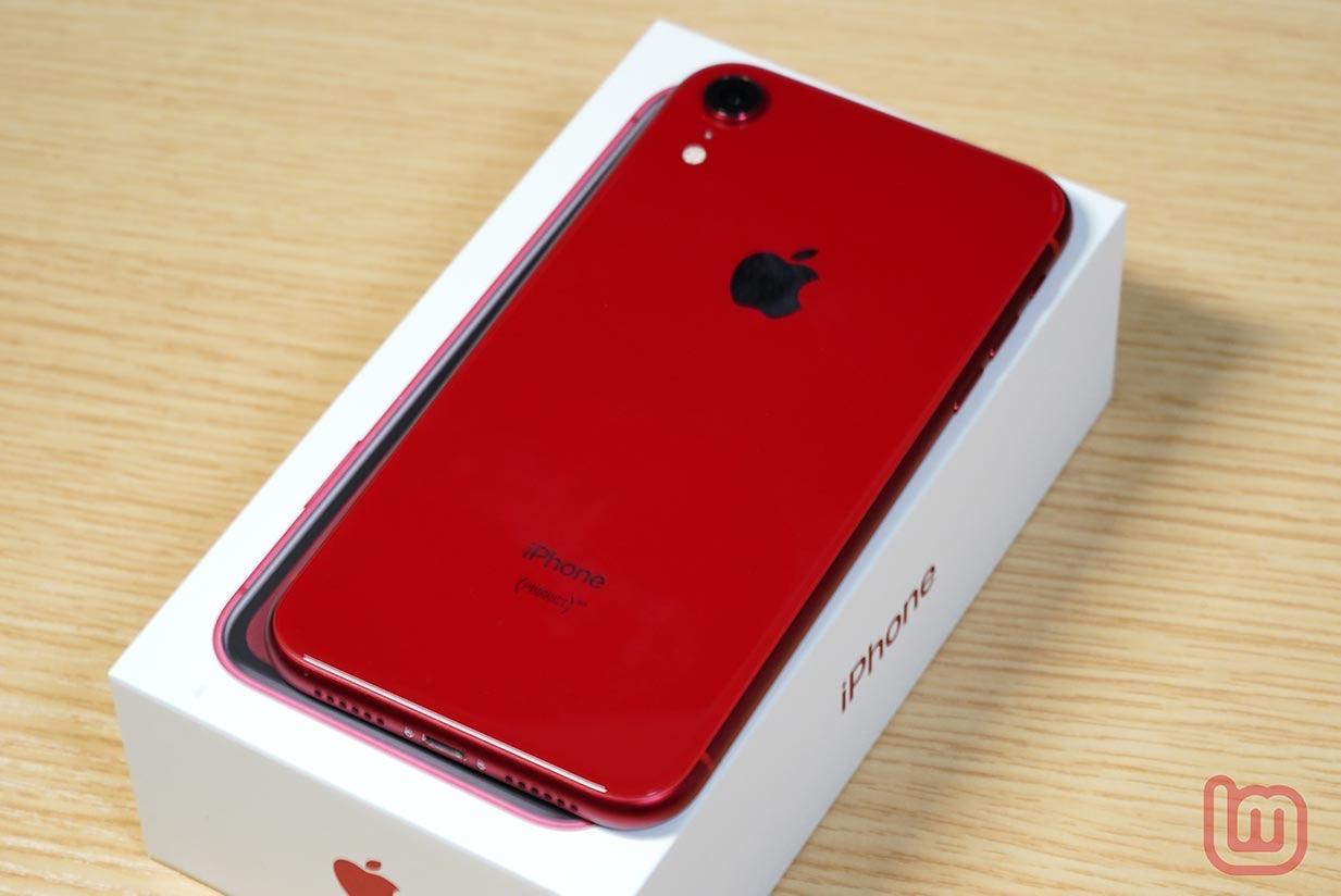 【レビュー】「iPhone XR」の外観をチェック