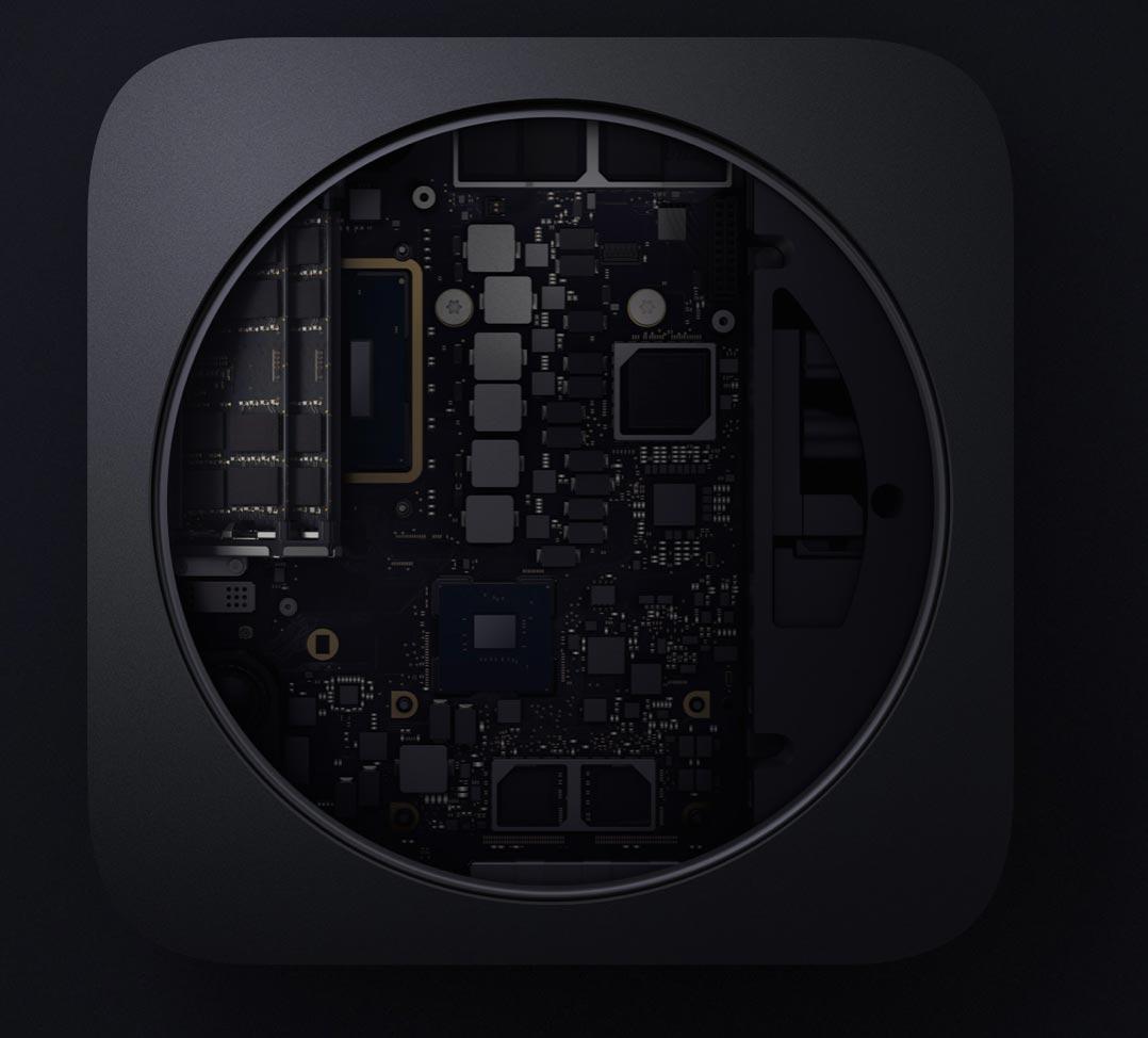 新型「Mac mini」のメモリはユーザーが交換可能なものの、全バラシしないと交換できないことが明らかに