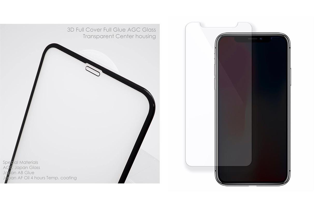 マイクロソリューション、「iPhone XS/XS Max/XR」向けのガラスフィルムを発売 ー フルカバー型と画面部分のみの2種類