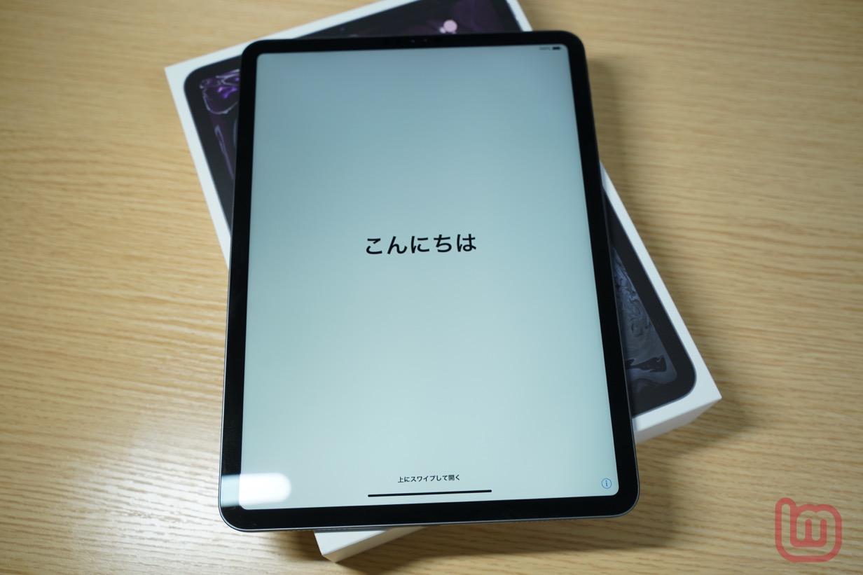 iPad Pro(11インチ)レビュー-03