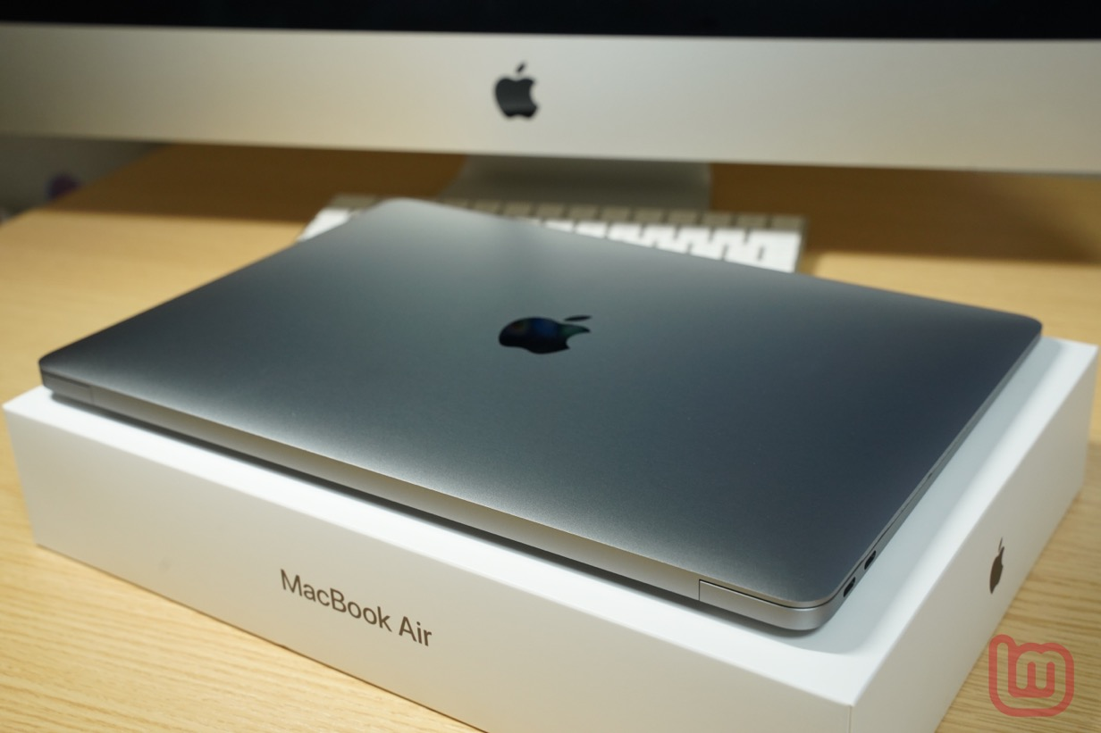 MacBook Air(2018)レビュー - 01