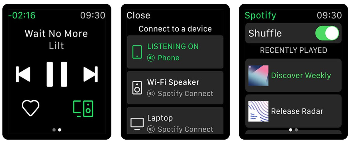 Spotifyapplewatchapp