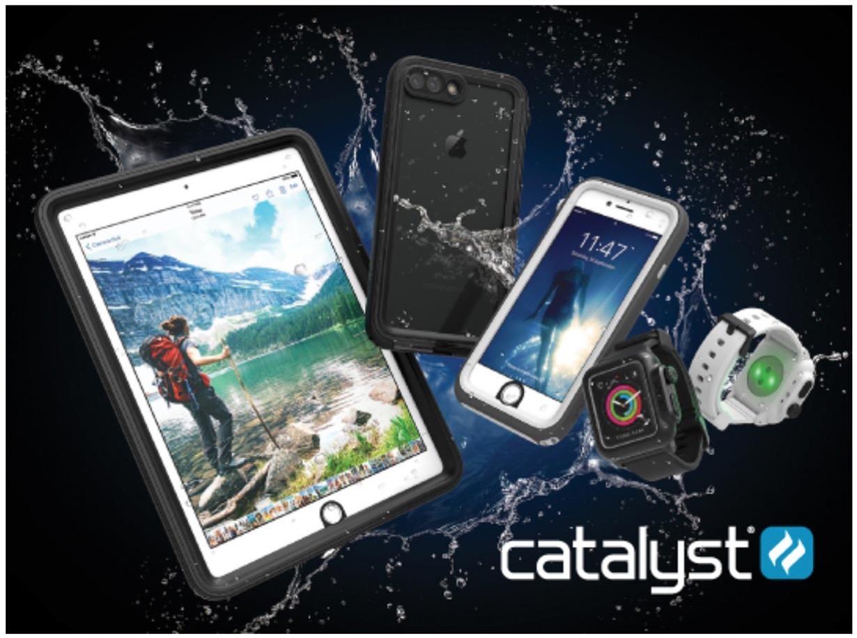 トリニティ、iPhone XSとiPhone XS Max用「カタリスト 完全防水ケース」を12月下旬に発売へ
