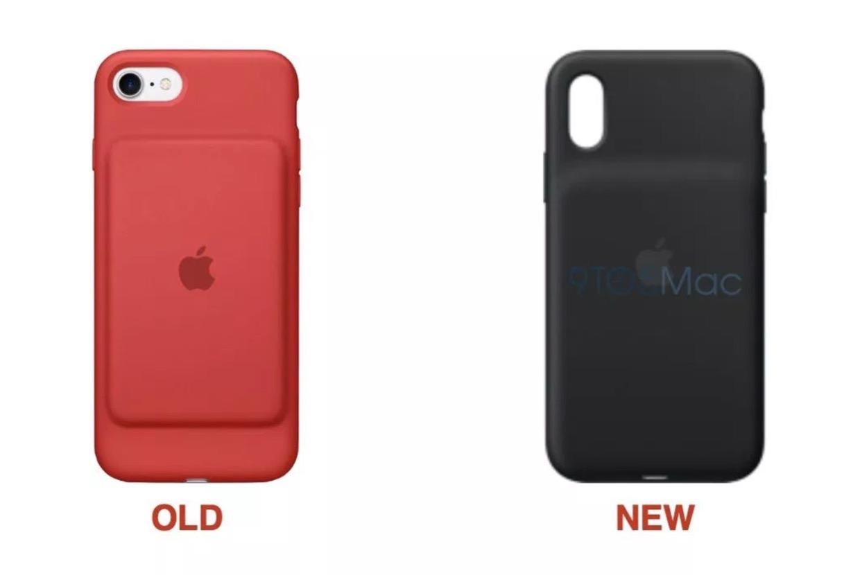 Apple、3種類の「Smart Battery Case」を2018年中にも発売!?