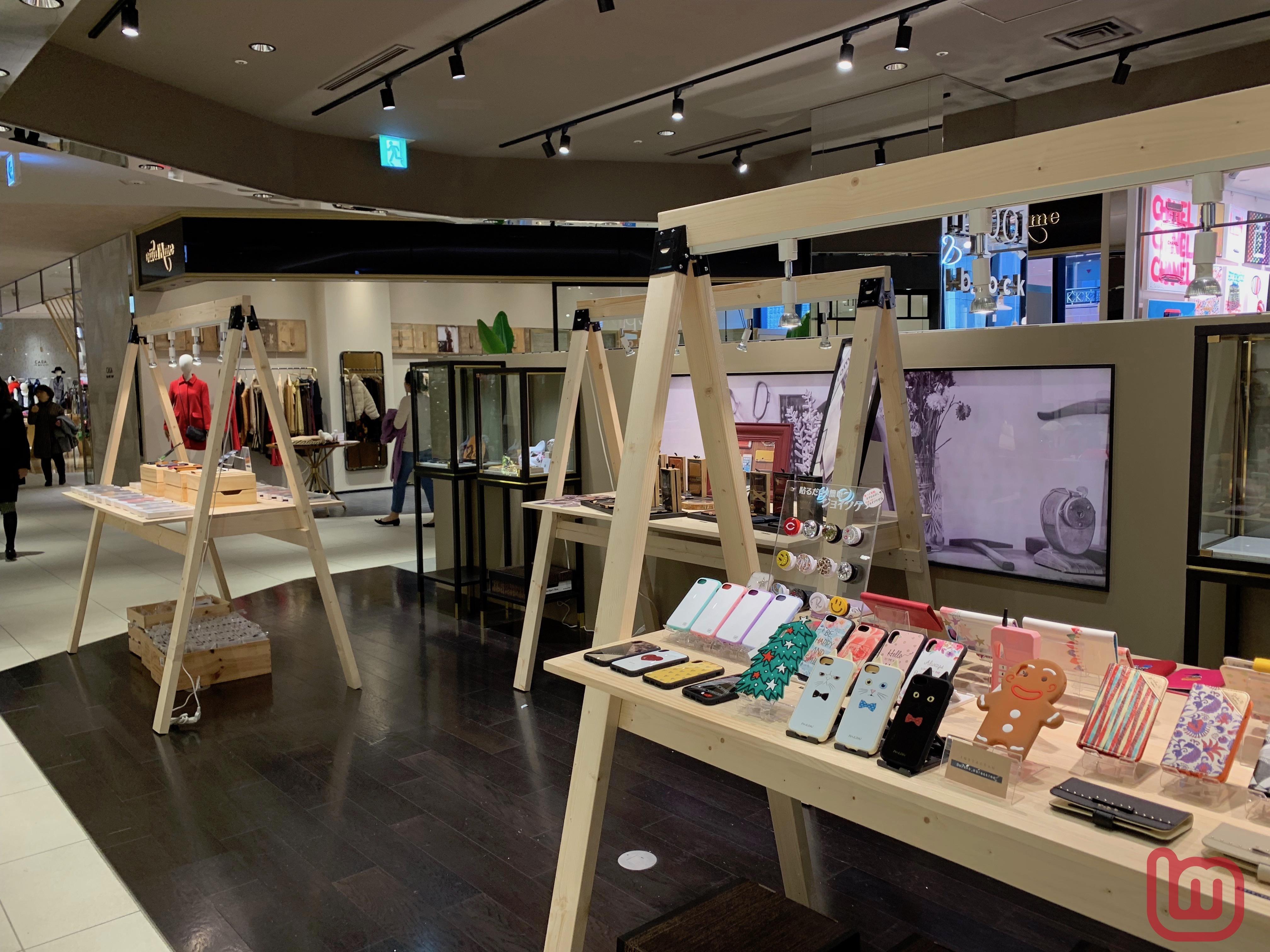 iPhoneケース展、「TOKYU PLAZA GINZA」に期間限定のポップアップストア「Smart Winter Collection」をオープン