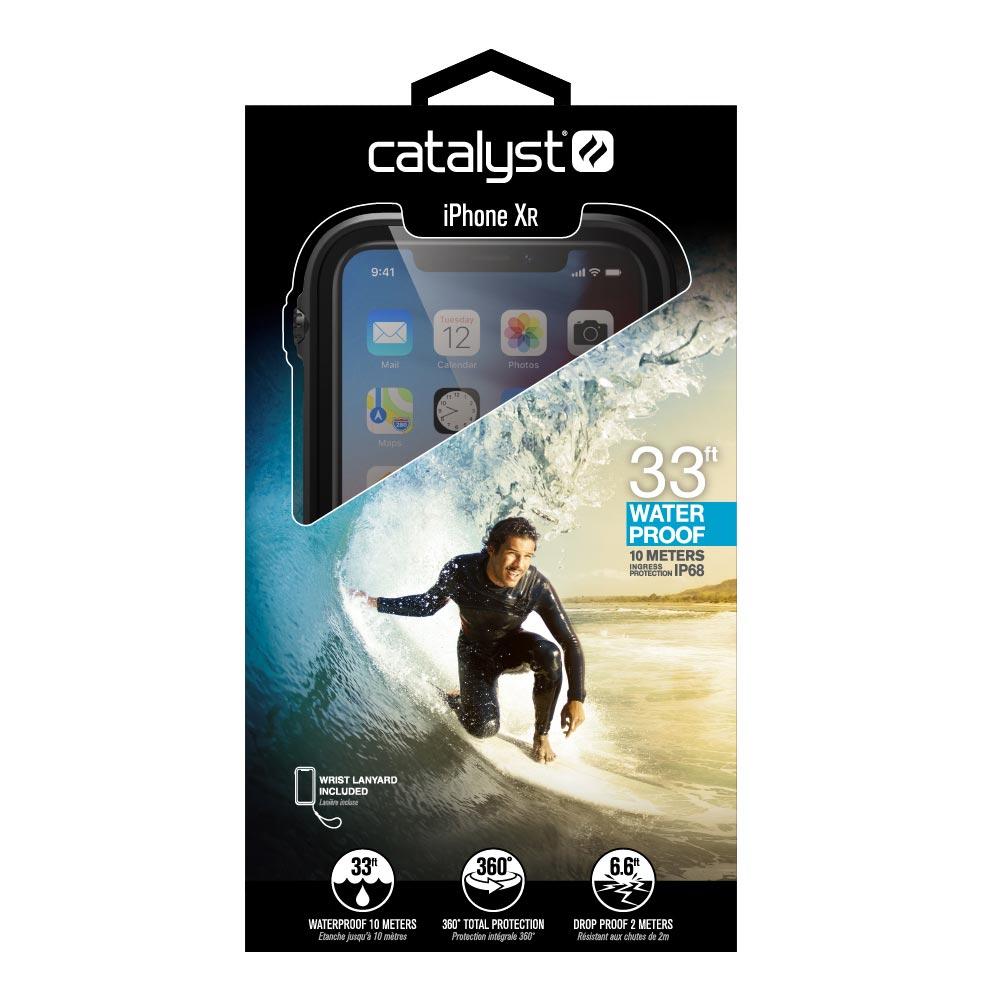トリニティ、iPhone XR用「カタリスト 完全防水ケース」を2019年1月25日から販売開始